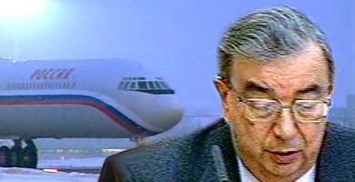 решение примакова развернуть самолет фильма Гардемарины Вперед